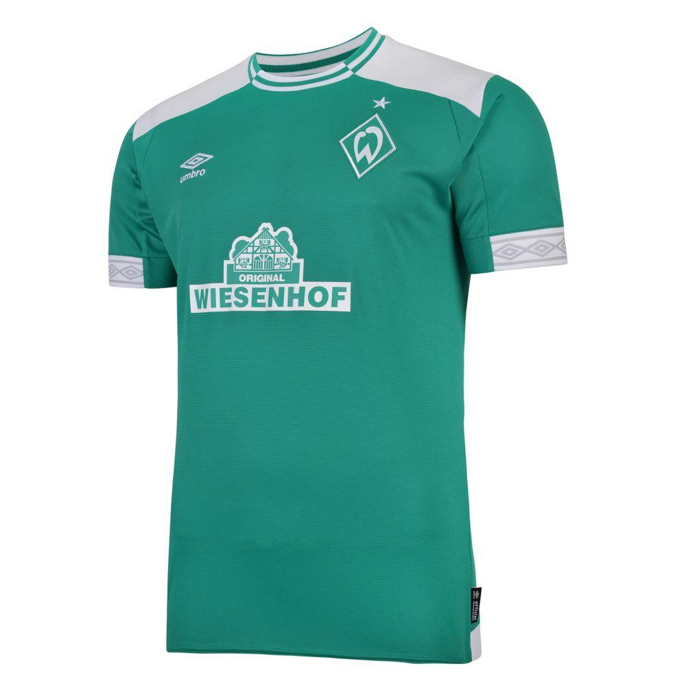 0ca67b628a Camiseta Werder Bremen Home Kit 2018 19 - Coliseum
