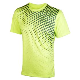 65143U-FWT-0-SILO-TRAINING-HEXAGON-GRAPHIC-TEE--COLOR-ACID-LIME-