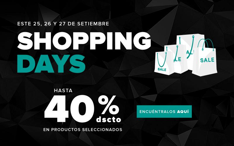 Shopping Days Mobile