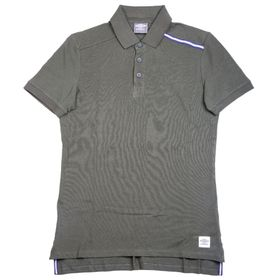 65116U-FXE-0-THE-ROEBUCK---TEXTURED-POLO-COLOR-KOMBU-GREEN-