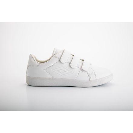 45279U-H96-0-Medway-V-Velcro---JNR--White-