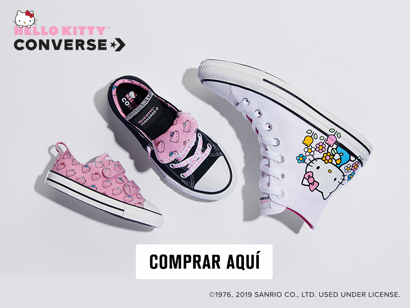 aedf1c292d8c1 converse-nuevo · love the progress · one star · HelloKitty2