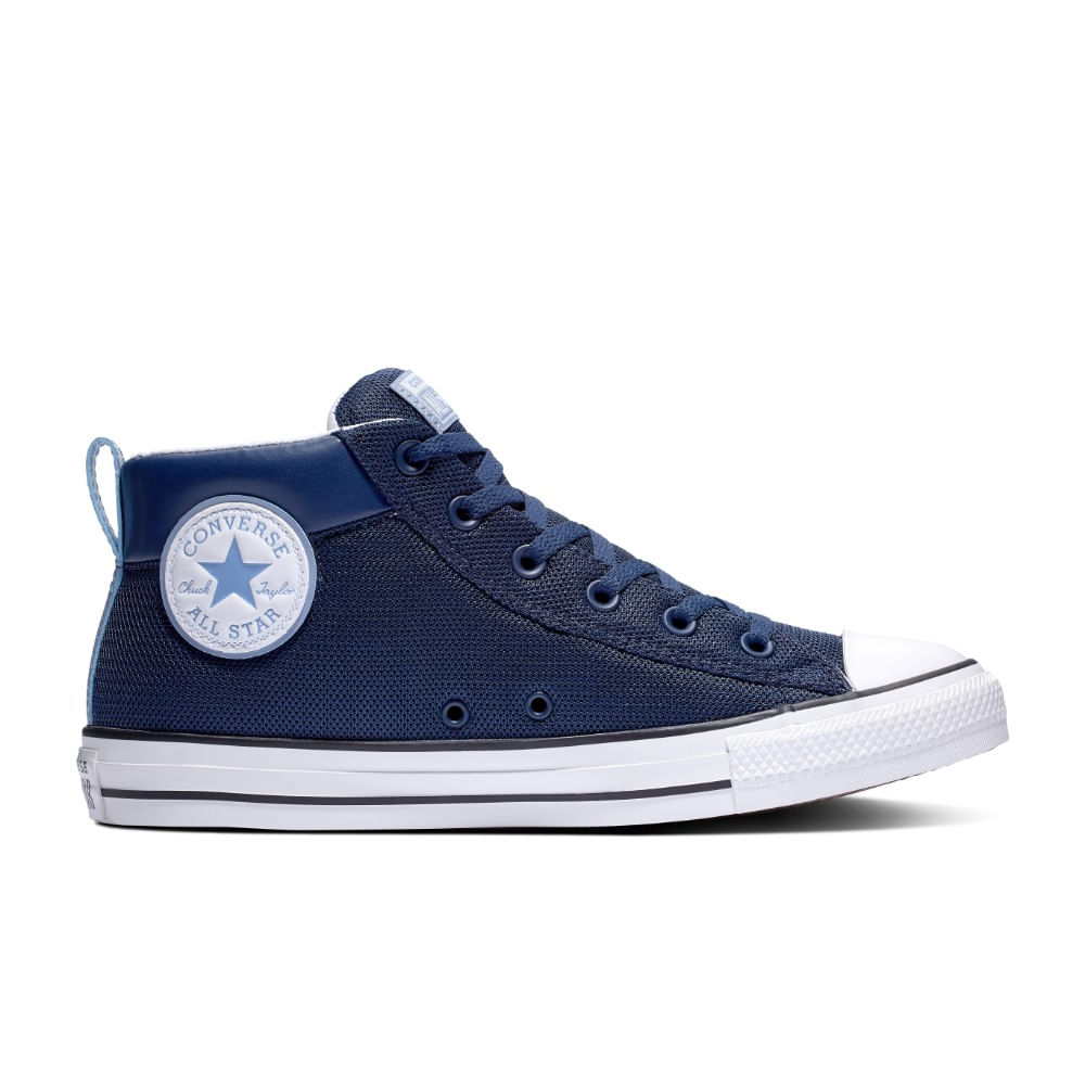 Zapatillas Hombre Converse Chuck Taylor All Star Street Uniform Mid 163403C 0