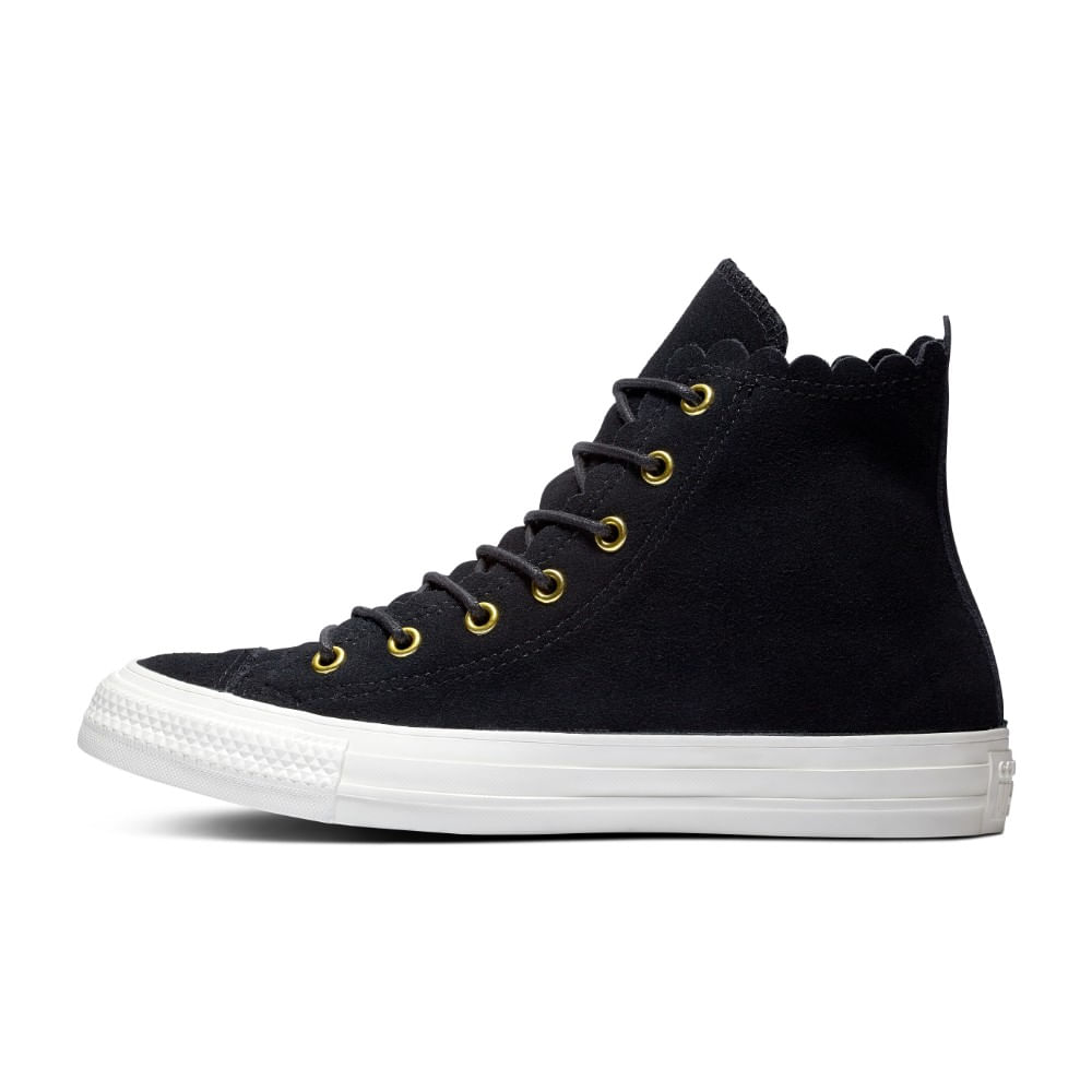 dc5bbeabdb1 Converse. Chuck Taylor All Star Frilly Thrills Hi