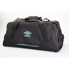 30738U-GXY-0-UMBRO-SILO-MEDIUM-HOLDALL--BLACK---MARINE-GREEN-