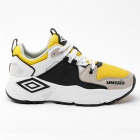 81586U-HUQ-0-RUN-M--WHITE-BLACK-BLAZING-YELLOW-GREY-