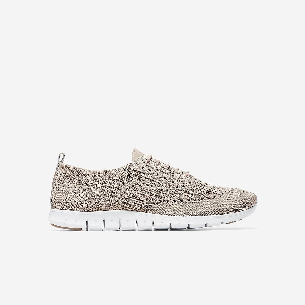 Zapatos Mujer Cole Haan Zerogrand Oxford With Stitchlite W14283 0