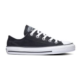 converse negras mujer 40