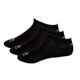64011U-060-3-PACK-LINER-SOCK-A-BLACK