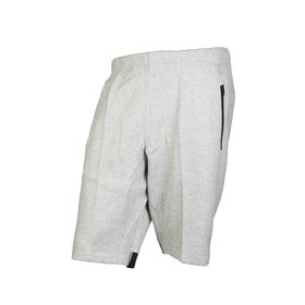 65267U-263-1-PRO-FLEECE-TRAINING-SHORT-GREY-MARL