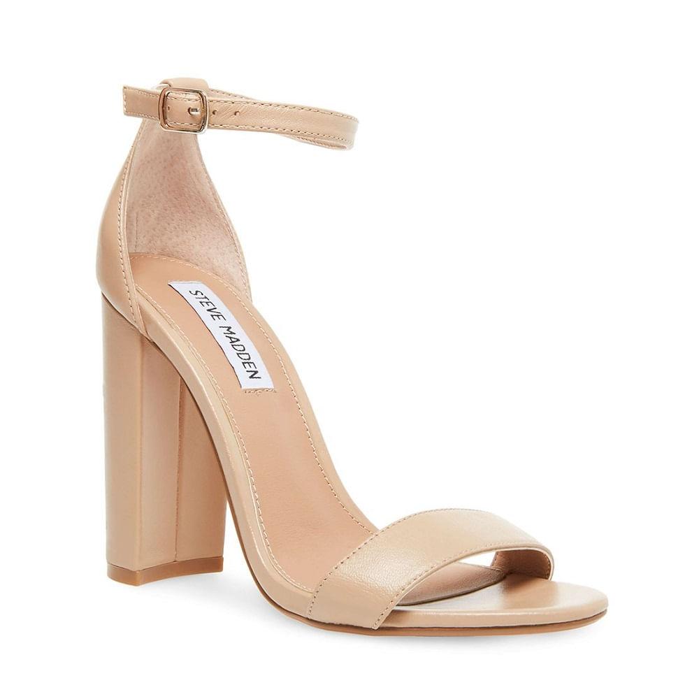 Espantar Médico Adelantar  Zapato Steve Madden Mujer CARRSON Nude - Coliseum