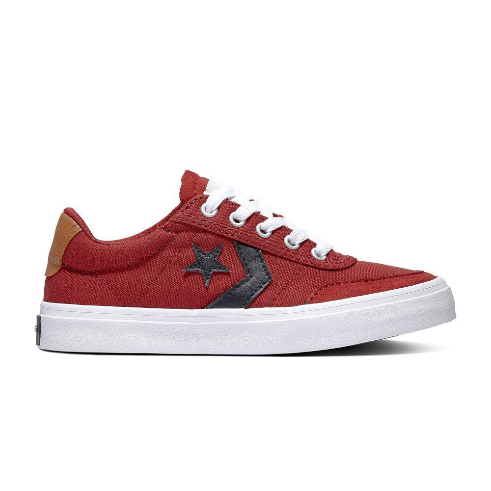 Zapatillas Urbanas Converse Niños Converse Courtlandt Cons Force 365328C Rojo