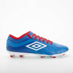 81396U-HPX-0-Umbro-Velocita-IV-Club-FG--Color-TW-Royal-White-Vermillion-Regal-Blue-