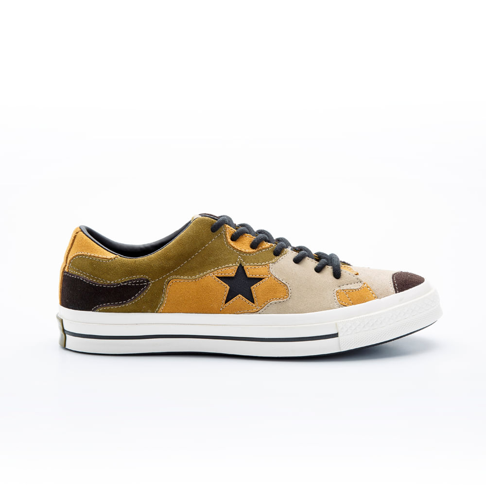 converse hombre one star
